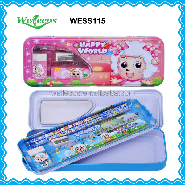 2021 Promotion Wholesale Office Stationery BackにSchool Mini Stationery SetためStudents