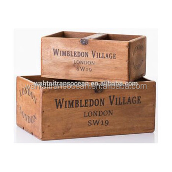 Vintage Wooden Crate Storage Box Fruit Crates Basket 2019 Buy Cheap Wooden Fruit Crates For Salewooden Crates Wholesalecheap Wooden Wine Crates