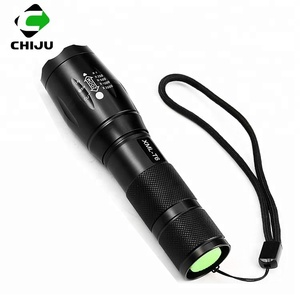 New Military Grade Tactical Flashlight G700 Aluminium Led Mini Tactical Flashlight Led Torch