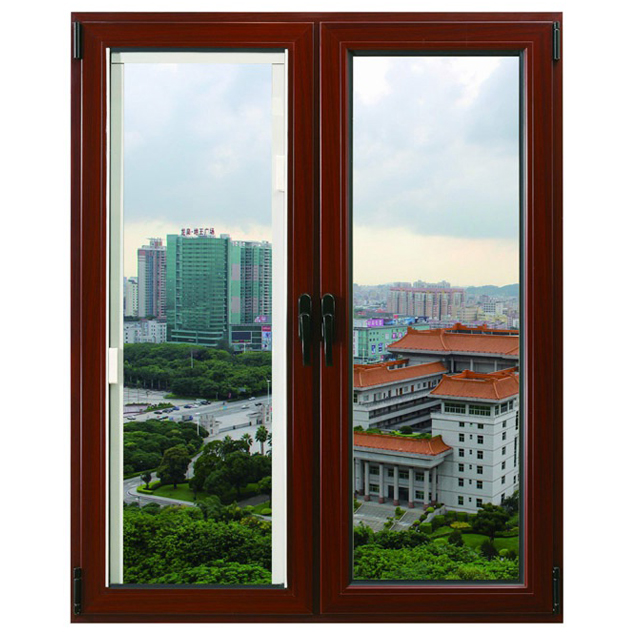 Quality Guaranteed New Coming New Pattern Customizable Aluminum Windows And Doors Equipment