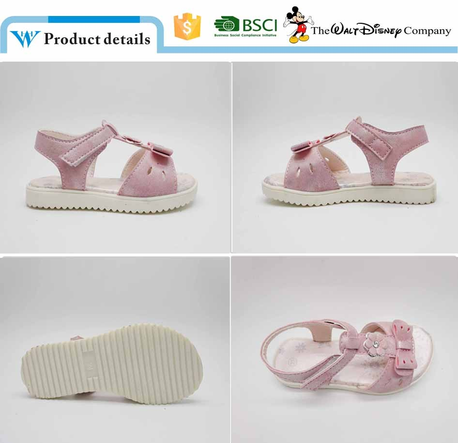 d4458f6db 2018 High Quality Fancy Airy Little Girls Sandal Cute Sandals For ...