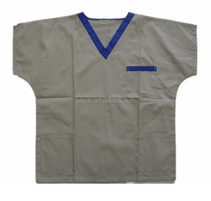hospital uniforms short sleeves nurse coat