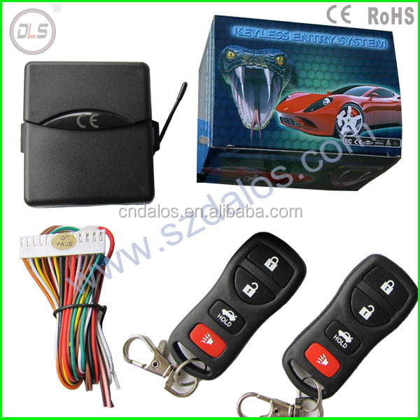 High Quality Circuit Board Auto Smart Start Keyless Entry System ...