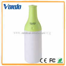 180ml Volume usb mini humidifier with CE ROHS air purifier