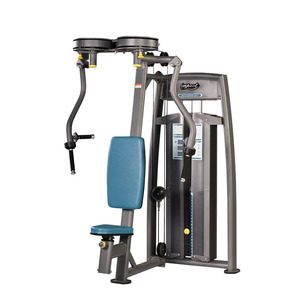 High-quality fitness equipment strength exercise pectoral fly equipment