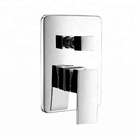 Free Spare Parts 8 Inch Modern Design Best Quality Bathroom Stainless Steel Rainfall Shower Set