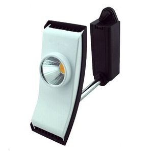 Commercial round/square led cob track lights 20W