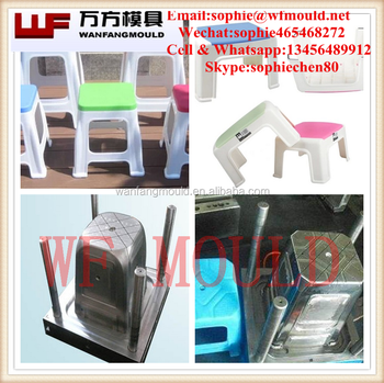 Small Kis Chair Injection Moldplastic Table And Chair Stool Mould