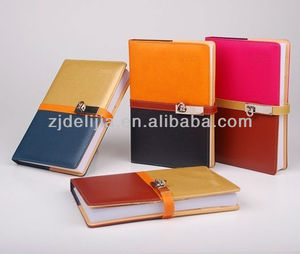 Wholesales China imported office/school stationery a5 size vintage leather book blank journal