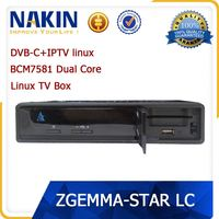 Zgemma Star 2S twin tuner DVB-S2 Satellite tv Receiver Best selling zgemma s2 in UK