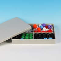 Chemistry Model Kit(179pieces) - Molecular Model Kit for General and Organic Chemistry - Student Molecular Modeling Kit