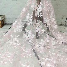 QJH Фирменное кружевное платье в африканском стиле, новейшая модель, французский кружевной материал, Высококачественная африканская кружев...(Китай)