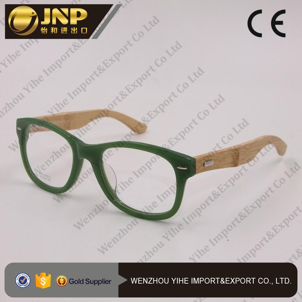 2017 Gafas De Sol De Bambú Marcos de Acetato De Monturas de gafas ...