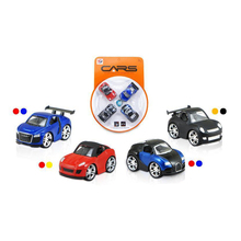 new arrival smart car diecast toys for promotion