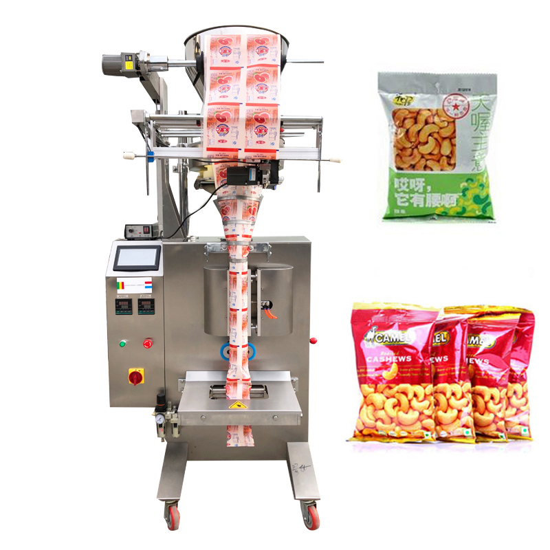 JB-300k vertical full automatic 50-1kg pumpkin,cashew nuts bagging machine,sesame packing machine price