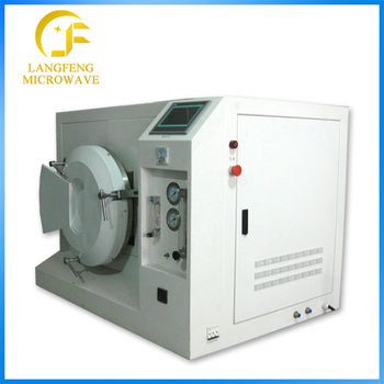 Uniform Temperature Vacuum Heat Treatment Oven Laboratory