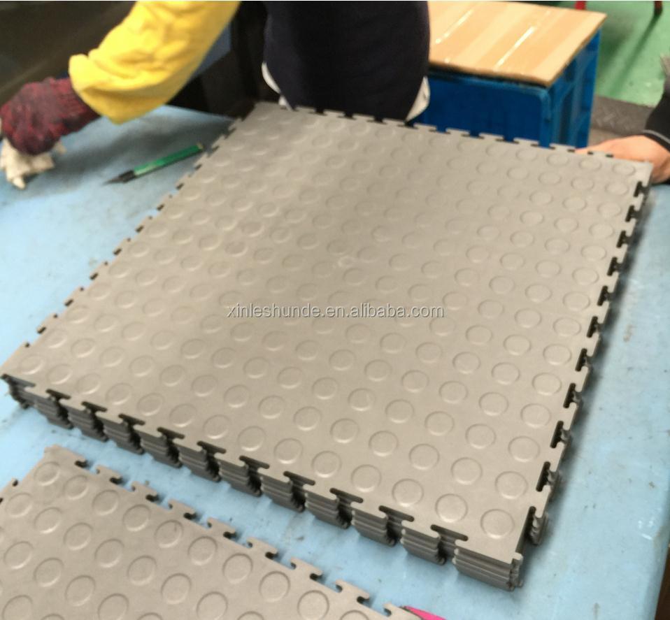 Heavy duty interlocking pvc garage floor tiles buy interlocking heavy duty interlocking pvc garage floor tiles doublecrazyfo Images