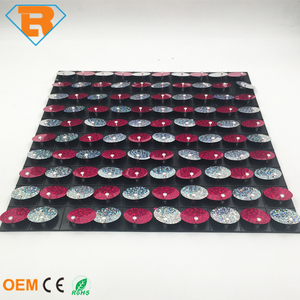 Anti-UV Outdoor Shimmer Sequin Panel for Shop Stage Show Event Party Decoration