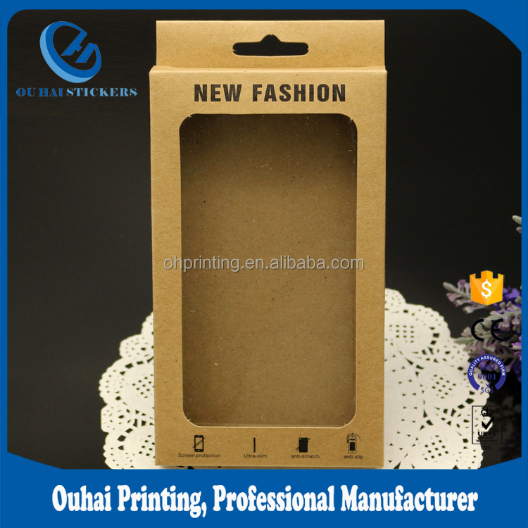 custom screen protector retail mobile iphone case packaging