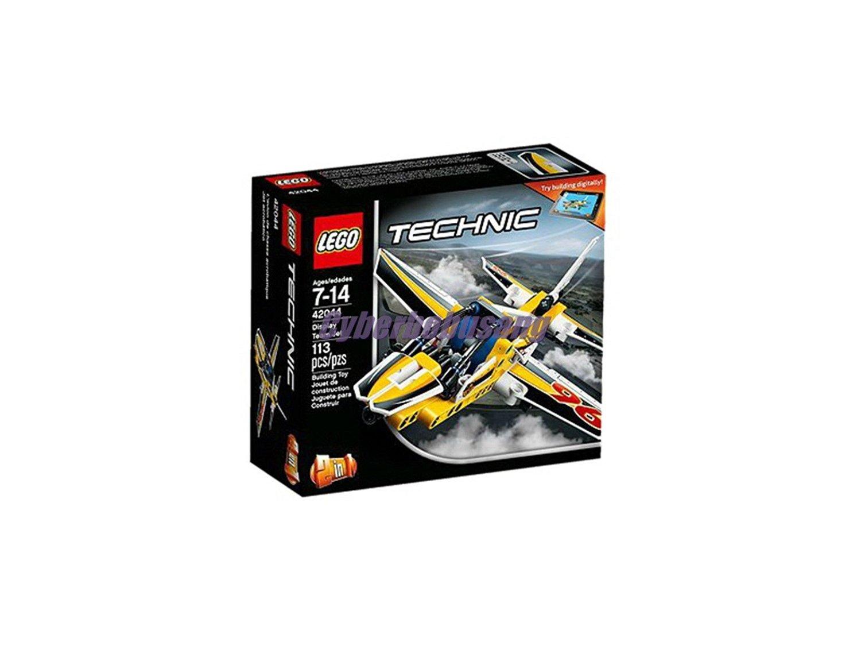 Lego Technic 42044 Display Team Jet MISB /item# G4W8B-48Q34873