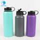 32OZ 40OZ Hydro Wide Mouth Double Wall Stainless Steel Vacuum Flask With Flex Lid Cap