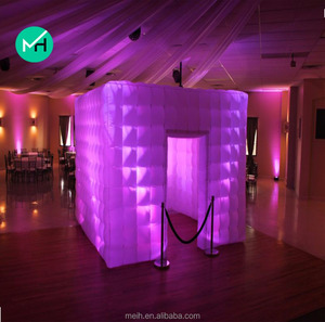 professional supplier indoor cheap inflatable photo booth for sale