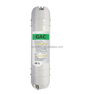 encapsulated PPF UDF GAC CTO activated carbon water filter cartridge