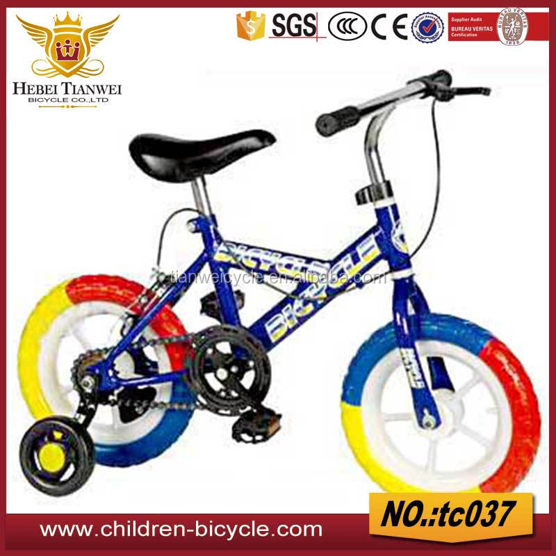 "OEM export 12"",14"" kids bikes with foam tire"