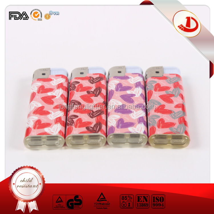 Cheap price custom electronic lighter buy from china