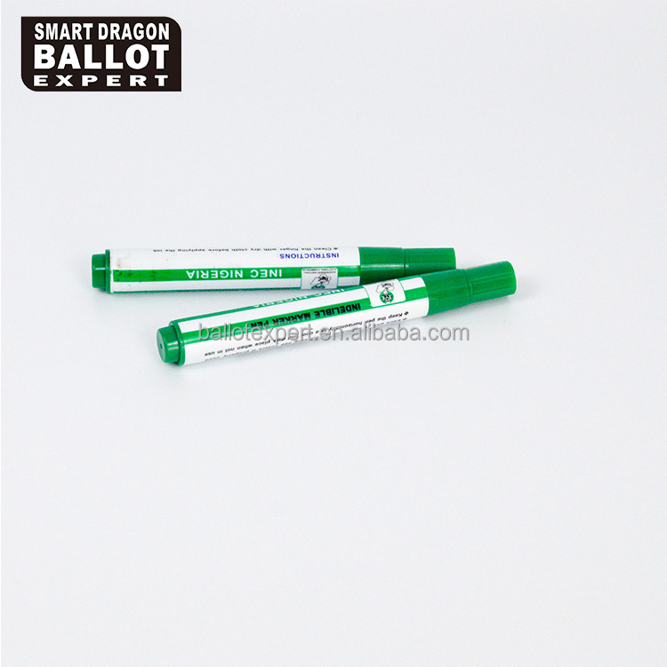 Fiber Material Indelible Ink Pens Voting Election Nigeria Skin Marker Pen  Manufacturers - Buy Indelible Ink Pens,Voting Marker Pen,Election Marker  Pen