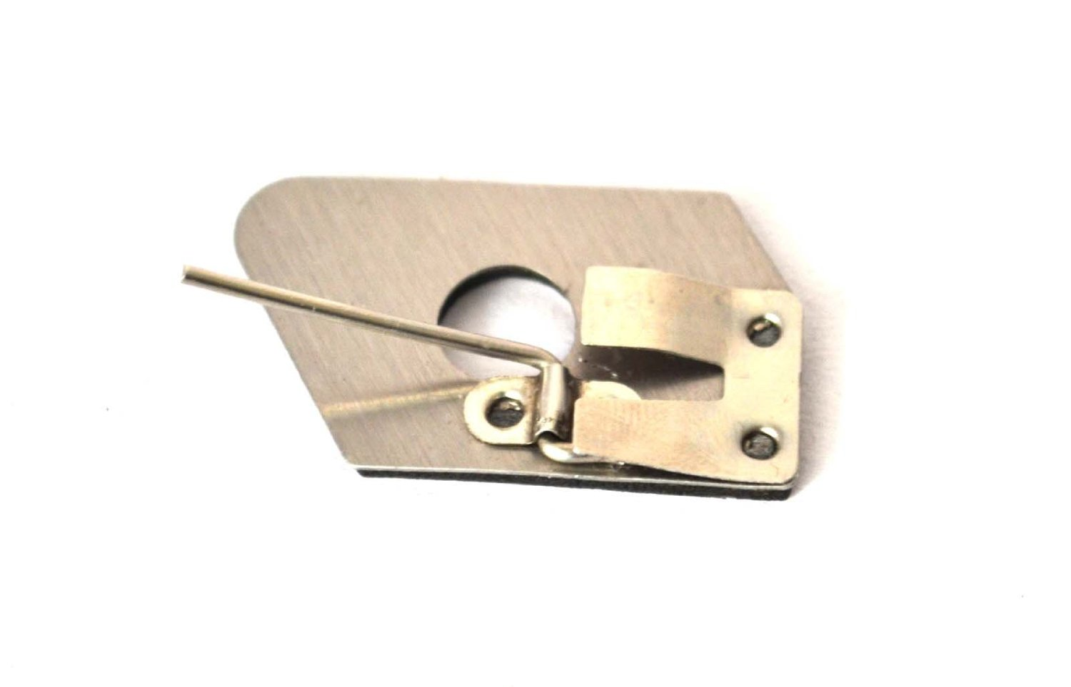 Albertu Arrow Rest Steel Adhesive Archery Rest for Recurve Bow Right Hand