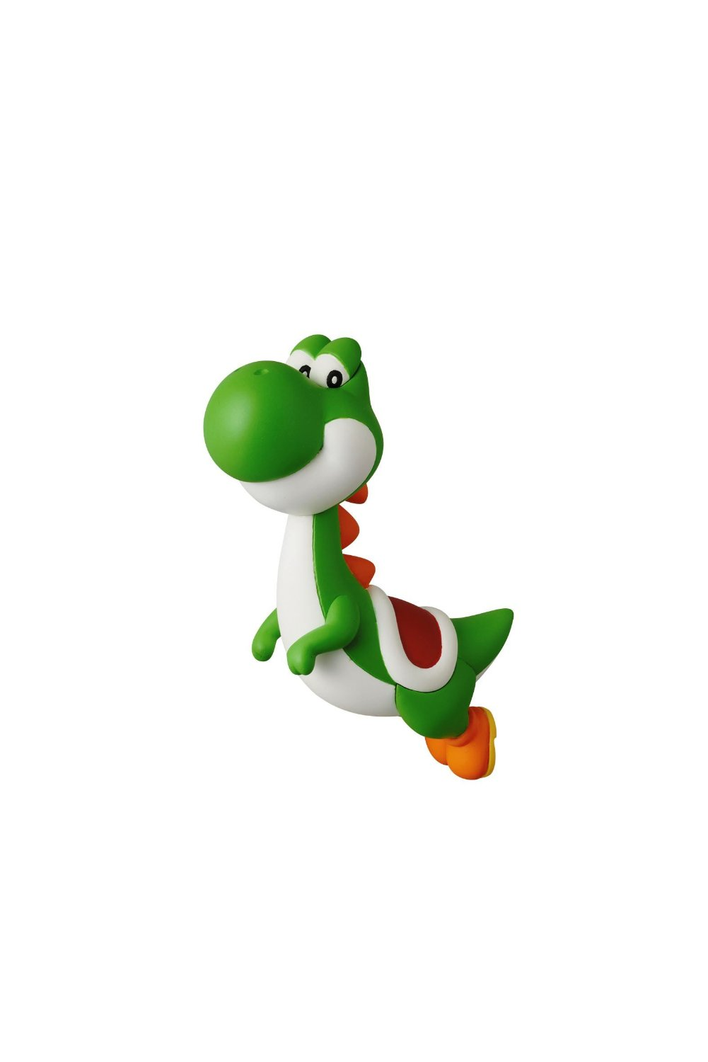 Medicom Nintendo Super Mario Bros. Ultra Detail Figure Series 2: Super Mario World Yoshi UDF Action Figure