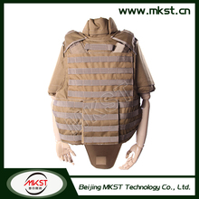 hot sale NIJ IIIA Military Bullet Proof Vest Best Kevlar Vest anti bullet vest