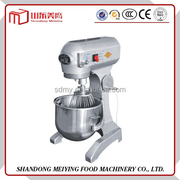 2015 hot sale commercial planetary mixer, dough kneading, cream mixing beating machine