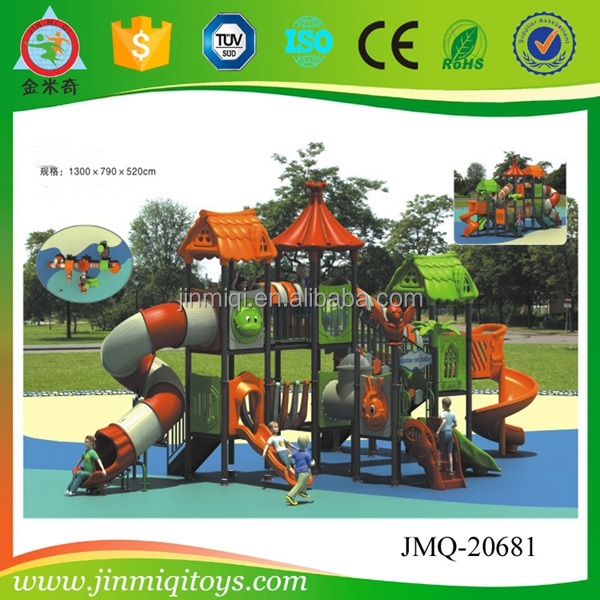 Factory supply durable kids outdoor playground whcih easy to install