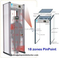 Pinpoint Military Metal Detectors Sale PD5000i Quality Warranty Portable Walk Through Metal Detector