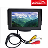 Plastic small lcd video monitor 1 din car pc led monitor made in China