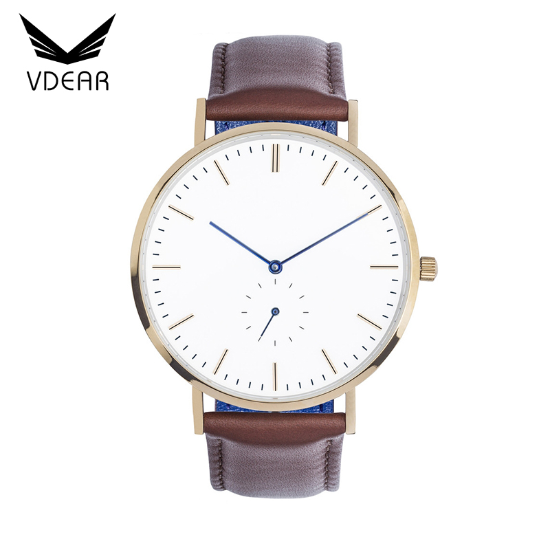 Stainless steel 3 ATM water resistant japan miyota one hand watch fancy watches women