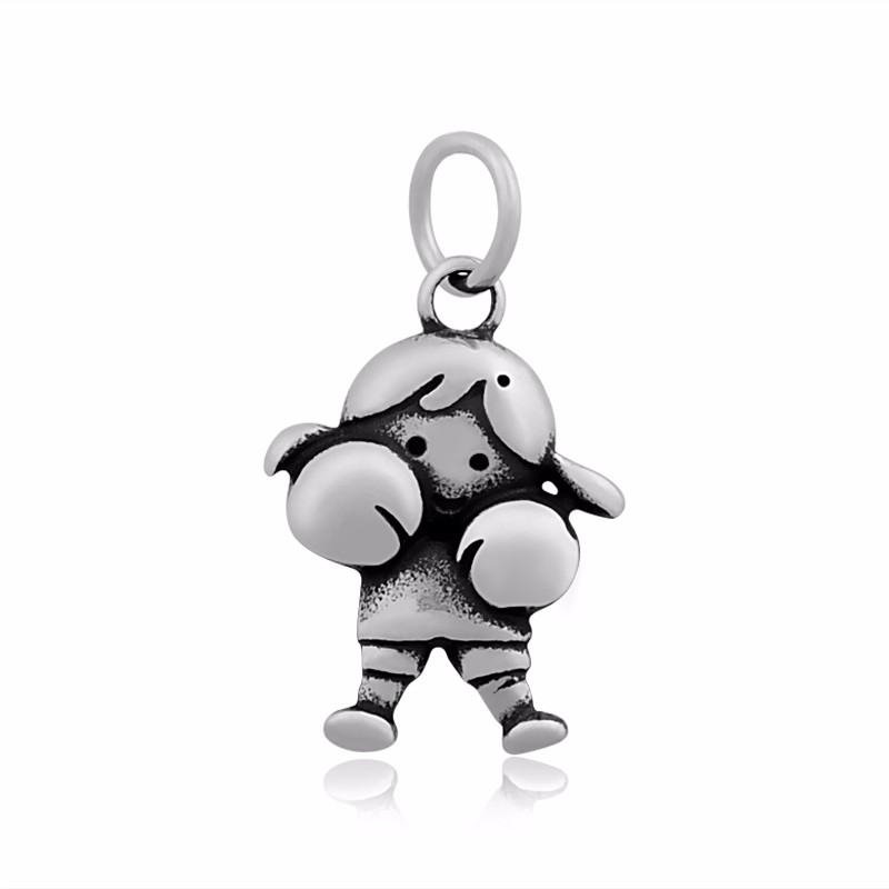 Able Skyrim Sports Ski Cheerleading Boxing Skating Diver Girl Figure Pendants For Diy Necklace/bracelets Accessories Charms High Quality Materials Home & Garden