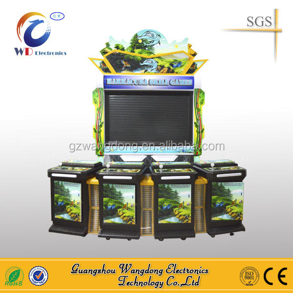 shooting fish arcade game,arcade fish video table,machine fish hunter for sale