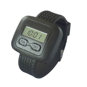 Wireless cheap price restaurant waiter calling wrist watch pager system