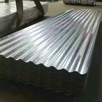 Galvanised Corrugated Steel Sheet Galvanized Roofing Sheet
