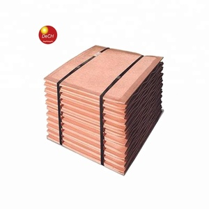 copper cathodes grade AAA 99.99%/best electrolytic copper cathodes