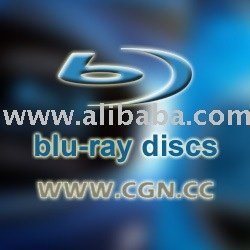 CGN bd blu-ray film disks replicatie