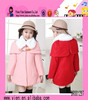Fashion Fur Hat Newest Baby Coat Factory Sale Top Quality Wholesale Real Fur Hooded Winter Coat