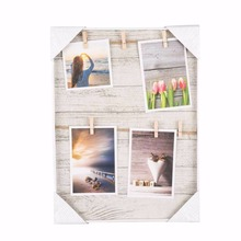 HANTAJANSS Picture Frames with Clip of 12 Picture Show the Sweetest for Home Decoration