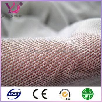 94 Polyester 6 Spandex See Thru Mesh Fabric For Men