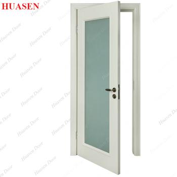 Interior Entry Door Glass Insert