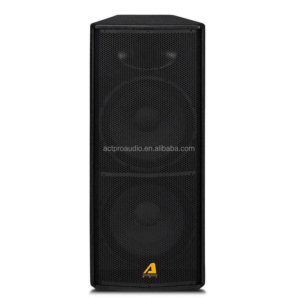 2017 latest hot sale Impact 215 passive pa speaker Pro Profession speaker High quality pro audio speaker