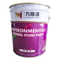 China Manufacturers Building exterior wall texture Spray paint